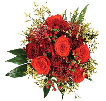 Bouquet European 011