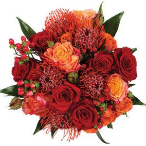 Bouquet European 013
