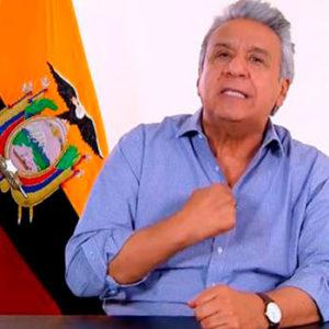 Президент Эквадора объявил военное положение в Кито и пригородах