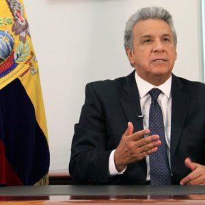 Президент Ленин Морено объявил о чрезвычайном положении в Эквадоре сроком на 60 дней