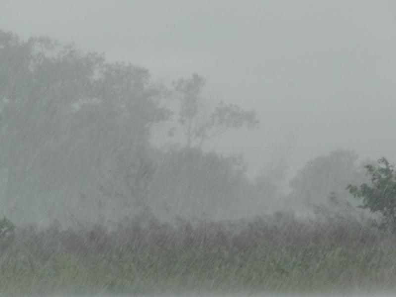 Дожди и похолодание в Кито
